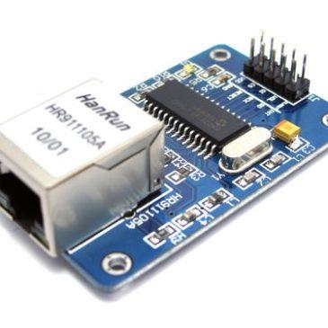 Arduino – Ethercard – Web Scraping – Example 2