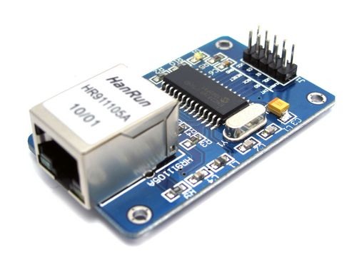 Arduino ethercard multiple browser request example