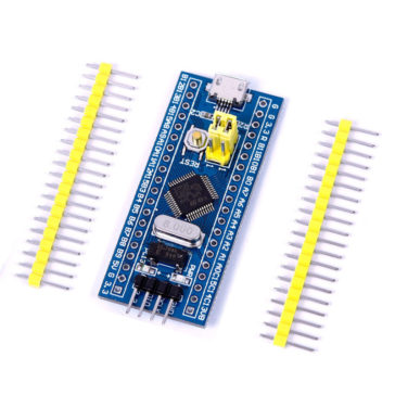 STM32F103 and Maple / Maple Mini with Arduino 1.5.x IDE