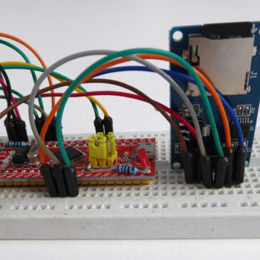 Updates to Arduino_STM32 code