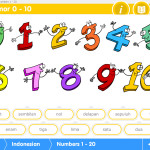 Languages Online Indonesian app
