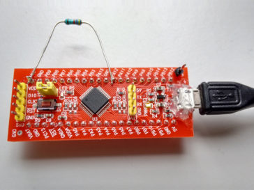 GD32F103: A STM32F103 on steroids!