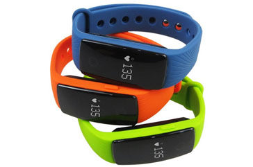 nRF51822 based fitness trackers