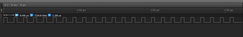 Arduino stm neopixels ws b using spi dma roger clark