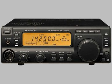 Resurrecting an old Kenwood TS-50 HF Ham radio